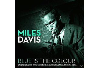 Miles Davis - Blue Is The Colour (180g) - (Vinyl)
