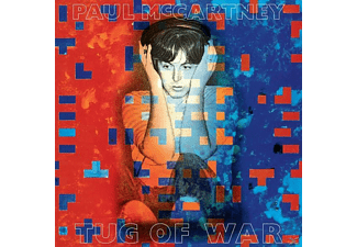 Paul McCartney - Tug Of War (1LP,Limited Edition) - (Vinyl)