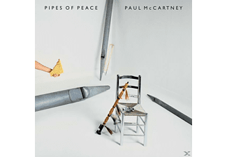 Paul McCartney - Pipes Of Peace - (CD)