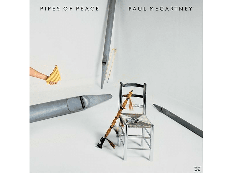 Paul McCartney - Pipes Of Peace (1LP,Limited Edition) [Vinyl]