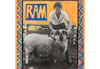 Paul McCartney, Linda Mccartney - Ram - (CD)