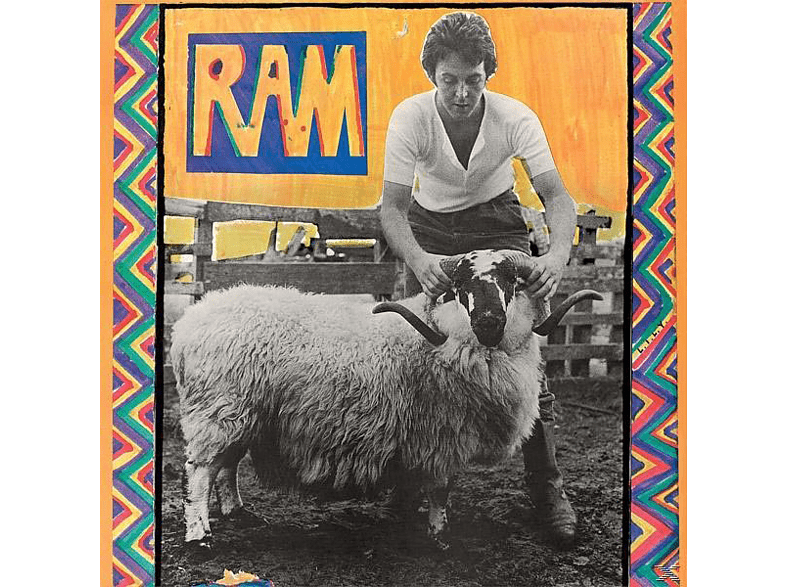 Paul McCartney, Linda Mccartney - Ram [CD]