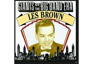 Les Brown - Giants Of The Big Band Era - (CD)