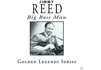Jimmy Reed - Big Boss Man - (CD)
