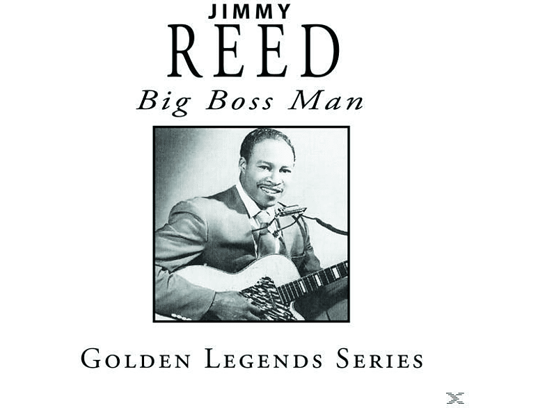 Jimmy Reed - Big Boss Man [CD]