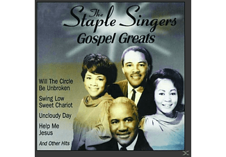 The Staple Singers - Gospel Greats - (CD)