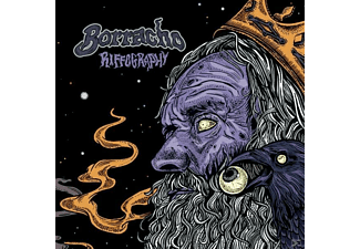 Borracho - Riffography - (CD)