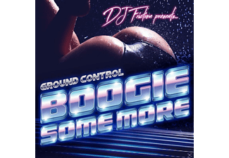 Dj Friction Presents Ground Control - Boogie Some More - (CD)