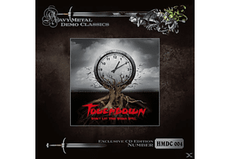 Touchdown - Don't Let Time Stand Still - (CD)