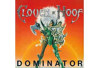 Cloven Hoof - Dominator - (CD)