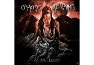 Chaotic Remains - We Are Legion - (CD)