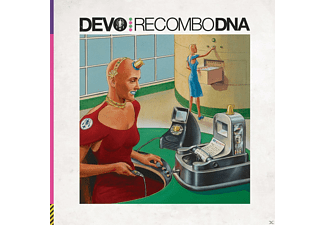Devo - Recombo DNA/Emergency Codes Coloured (4LP+3''CD) - (LP + Download)