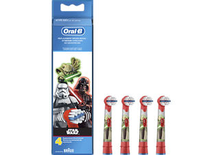 ORAL-B EB10-4 Star Wars pótfej 4 db