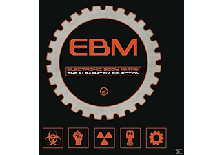 VARIOUS - Electronic Body Matrix 2 - (CD)