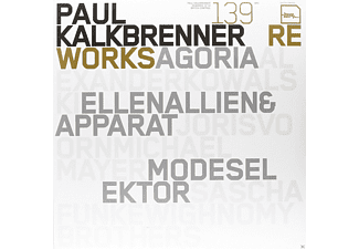 Paul Kalkbrenner - Reworks (12'' Part 2) - (Vinyl)