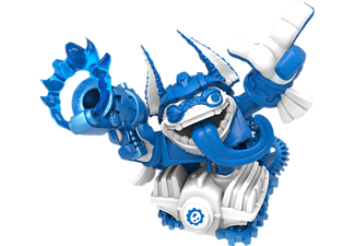 SKYLANDERS Skylanders SuperCharger: Power Blue Trigger Happy Spielfigur
