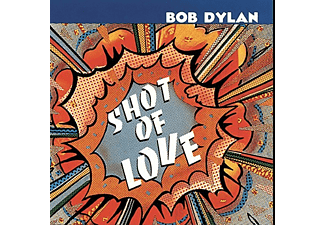Bob Dylan - Shot Of Love (Vinyl LP (nagylemez))
