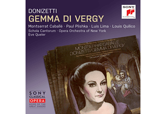 G. Donizetti - Gemma Di Vergy (Remastered) (CD)