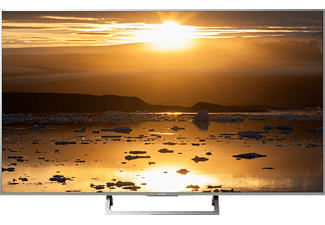 SONY KD-43XE7077, 108 cm (43 Zoll), UHD 4K, SMART TV, LED TV, 400 Hz XR, DVB-T2 HD, DVB-C, DVB-S, DVB-S2