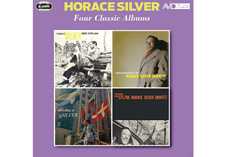 Horace Silver - Four Classic Albums - (CD)