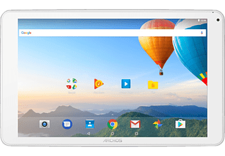ARCHOS 101c Xenon, Tablet mit 10.1 Zoll, 1 GB RAM, Android 7.0, Silbergrau