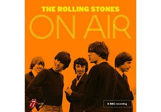 The Rolling Stones - On Air CD