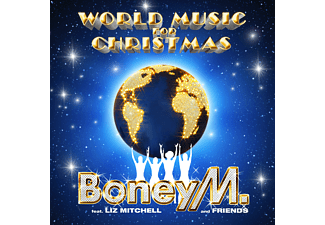 Boney M. - Worldmusic for Christmas - (CD)