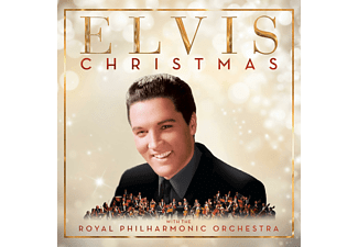 Elvis Presley, The Royal Philharmonic Orchestra - Christmas With Elvis And The Royal Philharmonic Orchestra - (CD)