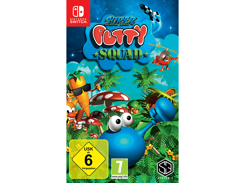 Super Putty Squad [Nintendo Switch]