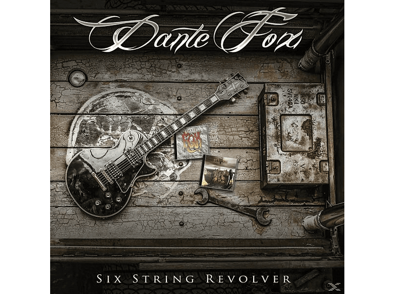 Dante Fox - Six String Revolver [CD]