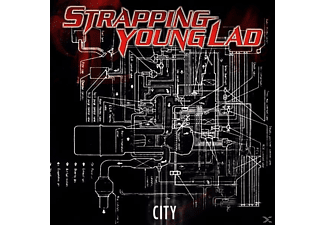 Strapping Young Lad - City (Vinyl LP) - (Vinyl)