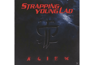 Strapping Young Lad - Alien (Double Vinyl) - (Vinyl)