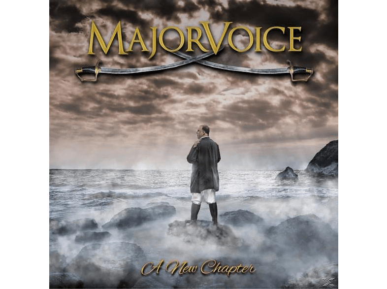Majorvoice - A New Chapter [CD]