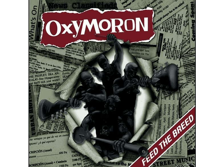 Oxymoron - Feed The Breed [CD]