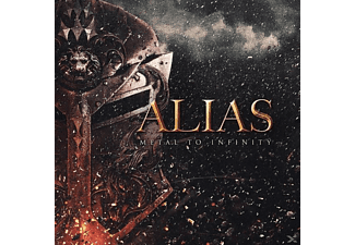 Alias - Metal To Infinity [CD]