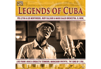 VARIOUS - Legends Of Cuba - (CD)
