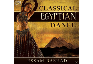 Essam Rashad - Classical Egyptian Dance - (CD)