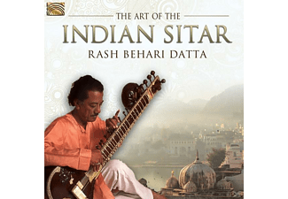 Rash Behari Datta - The Art Of The Indian Sitar - (CD)
