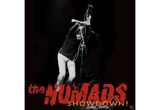 The Nomads - Showdown! (1981-1993) - (Vinyl)