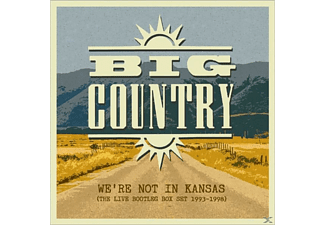 Big Country - We're Not In Kansas-The Live Bootleg Box Set - (CD)