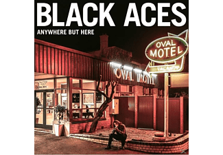 Black Aces - Anywhere But Here - (CD)