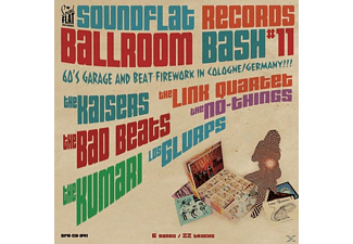 VARIOUS - Soundflat Records Ballroom Bash! Vol.11 - (CD)