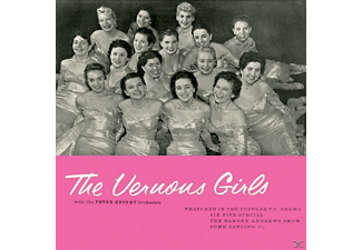 The Vernons Girls, Lyn Cornell - The Vernons Girls/Lyn Cornell - (CD)