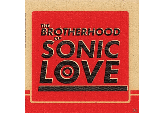 Brotherhood Of Sonic Love - Brotherhood Of Sonic Love - (Vinyl)