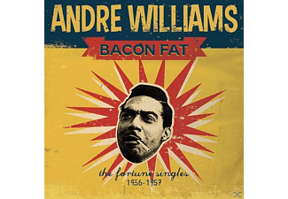 Andre Williams - Bacon Fat: The Fortune Singles 1956-1957 - (Vinyl)