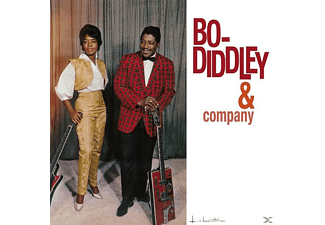 Bo Diddley - Bo Diddley & Company - (Vinyl)