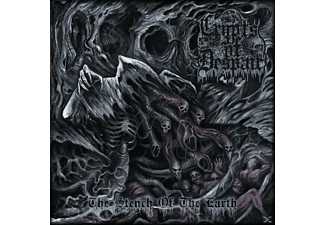 Crypts Of Despair - The Stench Of The Earth - (CD)