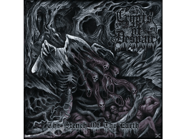 Crypts Of Despair - The Stench Of The Earth [CD]