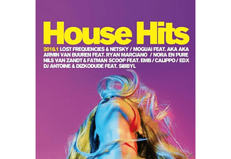 VARIOUS - House Hits 2018.1 - (CD)