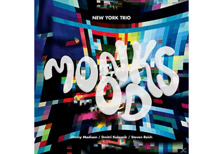 New York Trio - Monk's Mood - (CD)